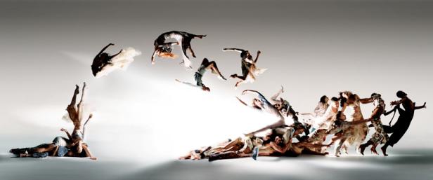 campanha de Alexander McQueen, fotografia de Nick Knight