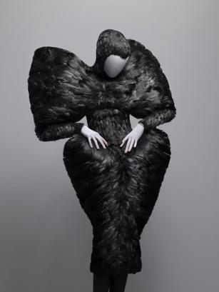 Alexander McQueen, Dress, The Horn of Plenty
