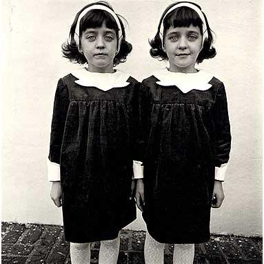 Diane Arbus, Identical Twins, Roselle, NJ, 1967