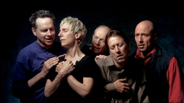 Bill Viola, The Quintet of the Astonished' 2000,