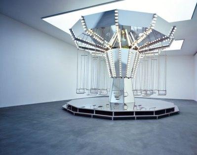 Carsten Höller, Mirror Carousel, 2005
