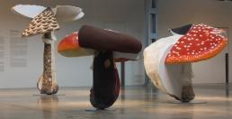 Carsten Höller, Giant Triple Mushrooms, 2010