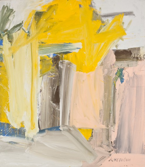 Willem de Kooning, Door to River, 1960