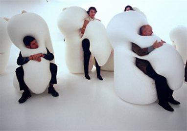 © Ernesto Neto, Humanoids, 2001
