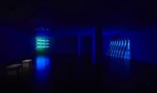 Jenny Holzer, New Corner, 2011, em exibição na Galeria Kukje, Coreia do Sul, 2011