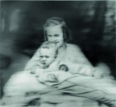 Gerhard Richter, Aunt Marianne (Tante Marianne), 1965. Yageo Foundation, Taiwan © Gerhard Richter