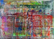 Gerhard Richter, Cage 4, 2006, Tate, Lent from a private collection, 2007 © Gerhard Richter