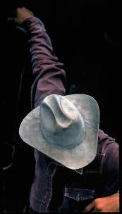 Richard Prince, Untitled (cowboy), 1999 Ektacolor photograph 98 1/2 x 56 1/2 inches 250.2 x 143.5 cm