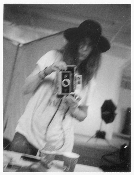Patti Smith, Autoportrait,