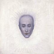 Portrait of Marcel Duchamp. Florine Stettheimer (1871-1944). Michele and Donald D'Amour Museum of Fine Arts, Springfield, Massachusetts. Fotografia: David Stansbury.