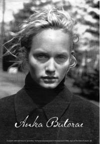 Sanja Iveković, Gen XX. 1997–2001. Inkjet prints from a series of six. Collection the artist. © 2011 Sanja Iveković