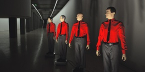Kraftwerk. Image courtesy of Sprueth Magers, Berlin and London. © Kraftwerk.