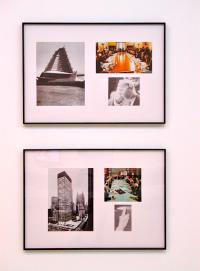 Antoni Muntadas, exposição Entre/Between no CAM, Fundação Calouste Gulbenkian, 2012. Fotografia da exposição Making Art Happen.