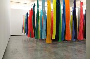 Ana Pérez-Quiroga, instalação Garantia de Eternidade, em exposição no Hotel Tivoli, Lisboa. Cortesia da artista.