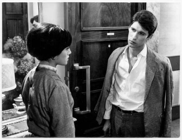cena do filme 'Verdes Anos', 1963, de Paulo Rocha