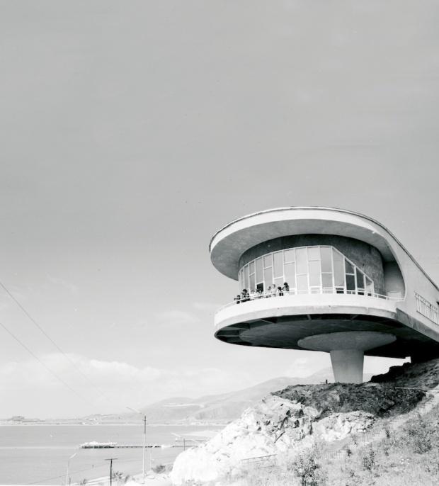 Holiday Home for Writers, 1965-69, Sevan Lake, Armenia © Eduard Gabrielyan (CNA FPSR)