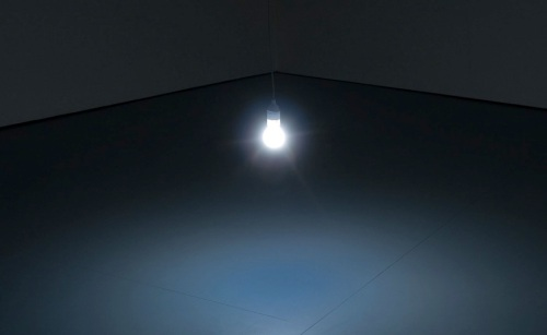 Katie Peterson, Light Show, @ Hayward Gallery, London.