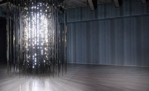 Leo Villareal, Light Show, @ Hayward Gallery, London.