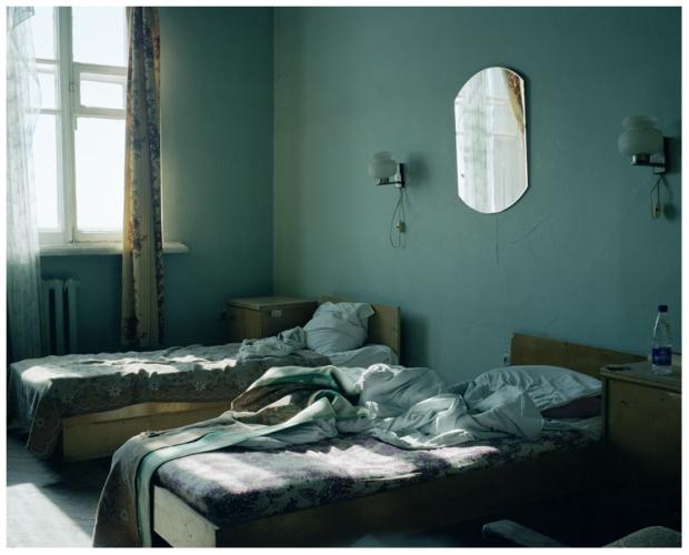 José Pedro Cortes, da série: 'Like an empty yard' 2008. Cortesia do artista.