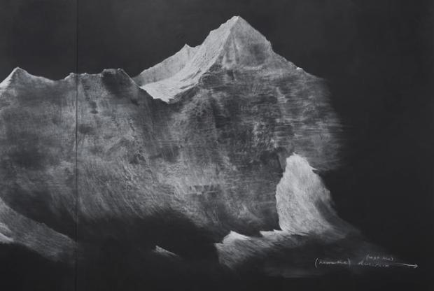 Tacita Dean, Fatigues (F) 2012,(Detail). Courtesy Marian Goodman Gallery, 2013.