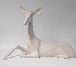 Miguel Branco, Sem título, 2011, Resina acrílica,. 49 x 72 x 23 cm. Peça única Colecção. © Miguel Branco, cortesia do artista do artista e da Galeria Belo-Galsterer, Lisboa.