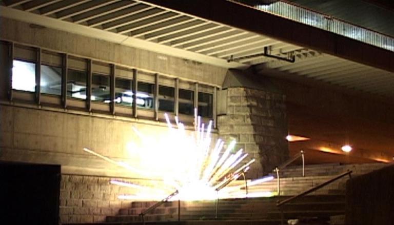 Johann Lurf. 12 Explosions. 2008.