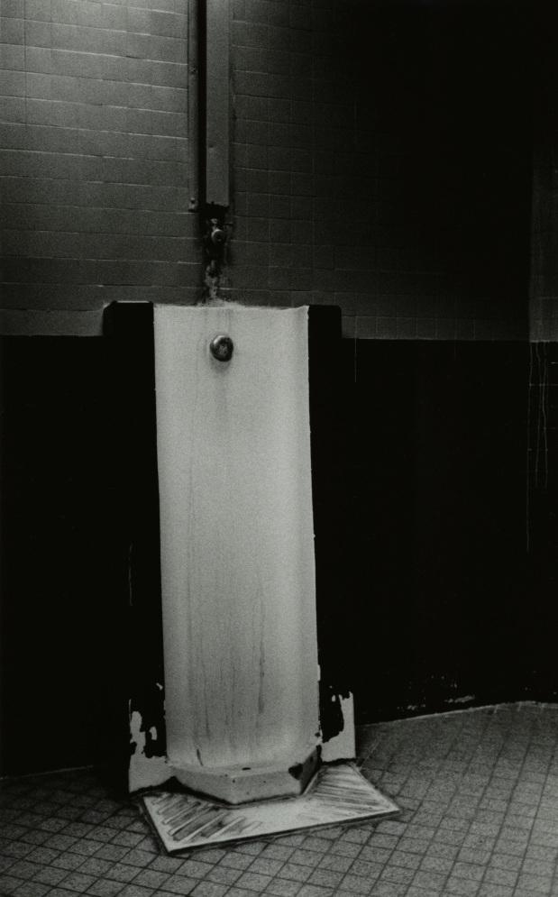 Gloom # 1, 2010. Prova de brometo de prata sobre alumínio. 120 x 80 cm. Edição de 3. © Paulo Nozolino. Cortesia da Galeria Quadrado Azul.
