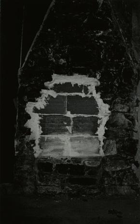 Paulo Nozolino, Gloom # 8, 2012. Prova de brometo de prata sobre alumínio. 120 x 80 cm. Edição de 3. © Paulo Nozolino. Cortesia da Galeria Quadrado Azul.