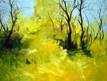 Rui Algarvio, Sem título, óleo sobre tela, (200x260cm) 2008. © Rui Algarvio. Cortesia do artista.