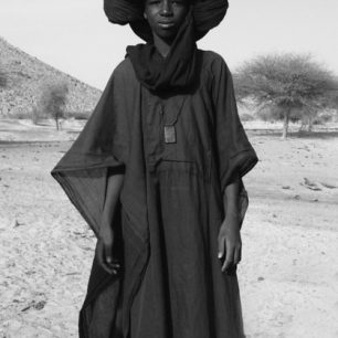 Albano Silva Pereira, «Peul, Douentza, Mali», 2002. Cortesia do artista e BESPhoto.