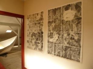 João Gabriel Pereira, Sem título, 2012, 119 x 87 cm, Técnica de impressão mista s/ papel.