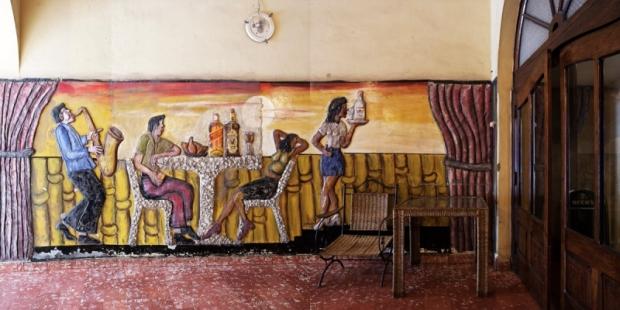 Filipe Branquinho, «Mural», da série / from the series «Showtime», 2012-2013