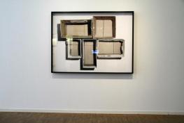 Annika von Hausswolff, exposição 'Love Triangle', Goethe-Institut e Instituto Cervantes em Estocolmo. Cortesia de Invaliden1 Galerie, 2013.