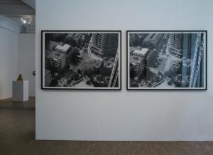 Rui Calçada Bastos, exposição 'Love Triangle', Goethe-Institut e Instituto Cervantes em Estocolmo. Cortesia de Invaliden1 Galerie, 2013.