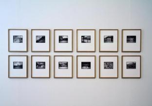 Sergio Belinchón, exposição 'Love Triangle', Goethe-Institut e Instituto Cervantes em Estocolmo. Cortesia de Invaliden1 Galerie, 2013.