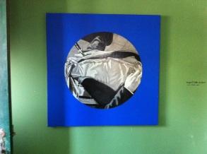 Miguel Telles da Gama, s/ título, 2006, acrílico s/ tela. Cortesia do artista.