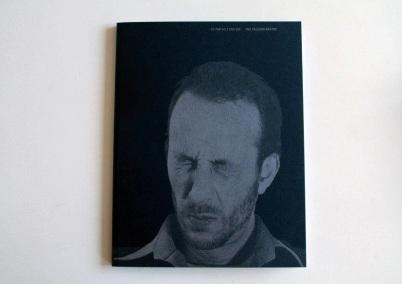 Capa do Livro 'As far as I can see' de Rui Calçada Bastos. Cortesia do artista.