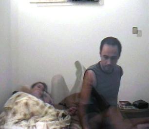Paulo Romão Brás, Et un Sourire, 2004, Vídeo, cor, som, 4'10'' © Paulo Romão Brás