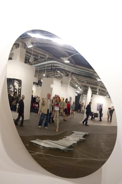 Art Basel 2013 | Galleries | Lisson. MCH Messe Schweiz (Basel) AG. Courtesy of Art Basel.