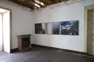 João Grama, exposição da série Ropes, do EPEA no Carpe Diem Arte e Pesquisa, Lisboa, 2013. Cortesia Carpe Diem Arte e Pesquisa.