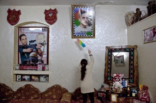 Ahlam Shibli, Sans titre (Death n° 33), Palestine, 2011-2012. Courtesy de l'artiste, © Ahlam Shibli