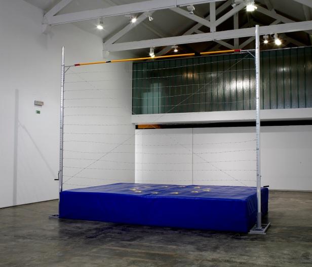 vista da exposição 'Fronteira Namban' de Carlos No, na Baginski Galeria/ Projectos, 2013. © Fotografia de Pedro Loureiro. Cortesia do artista e Baginski Galeria/ Projectos.