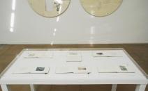 vista da exposição 'Afinidades Selectivas' de Duarte Amaral Netto na Baginski Galeria e Projectos, 2013. Fotografia © Duarte Amaral Netto.