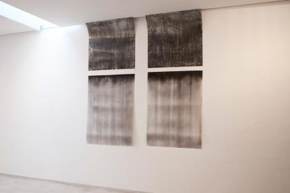 Catarina Mil Homens, Parcela de Tempo Mais Pequena Que Existe, exposição 'Nem sempre é a direito' no Módulo, Lisboa. Cortesia da artista.