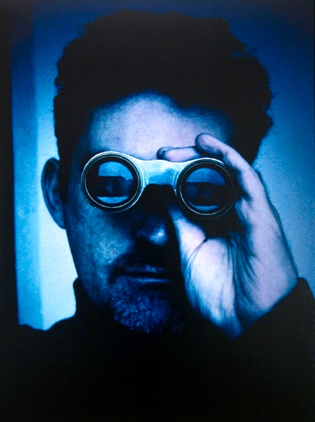Daniel Blaufuks, da série/from the series Colected Short Stories_A Day's Wait, 2002 Kodachrome Edição de/Edition of 1, Prova/Proof 1/1. 160 x 120 cm. Coleção [Safira & Luís] Serpa.