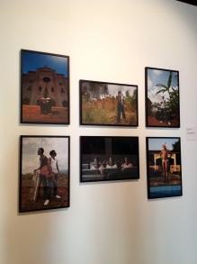 Fabrice Monteiro (Benin), 'Wind of Chance, les enfants de Maggy', 2011. Ventos de Mudança, os filhos de Maggy.