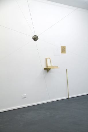 Nicolás Robbio, Every Body Knows, exhibition view at Invaliden1 Gallery, Berlin, 2013.Courtesy Invaliden1 Gallery.
