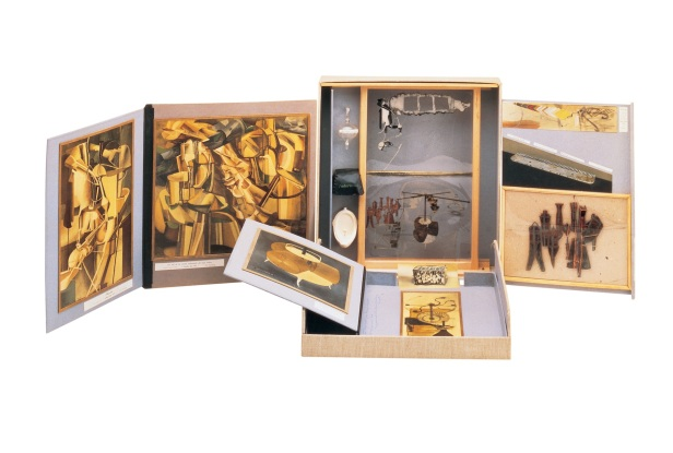 Marcel Duchamp, 'Boîte (Série C)', 1958. Museu Coleção Berardo © SPA, Lisboa Fotografia / Photography: Paulo Raimundo. Cortesia Museu Coleção Berardo.