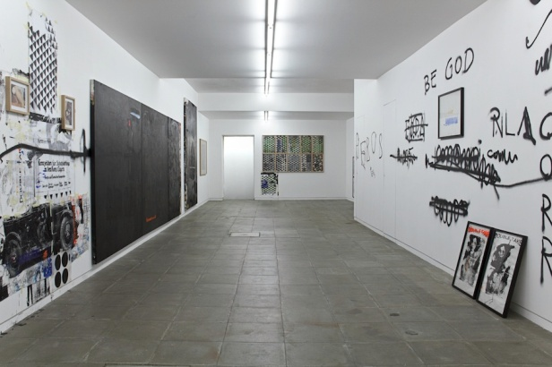 Yonamine, No Por No, Galeria Nuno Centeno, Porto. Cortesia da Galeria Nuno Centeno.