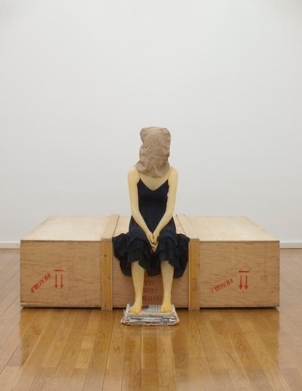 vista da exposição 'Index' de Julião Sarmento no MACE. Imagem cortesia: Museu de Arte Contemporânea de Elvas, MACE, 2013